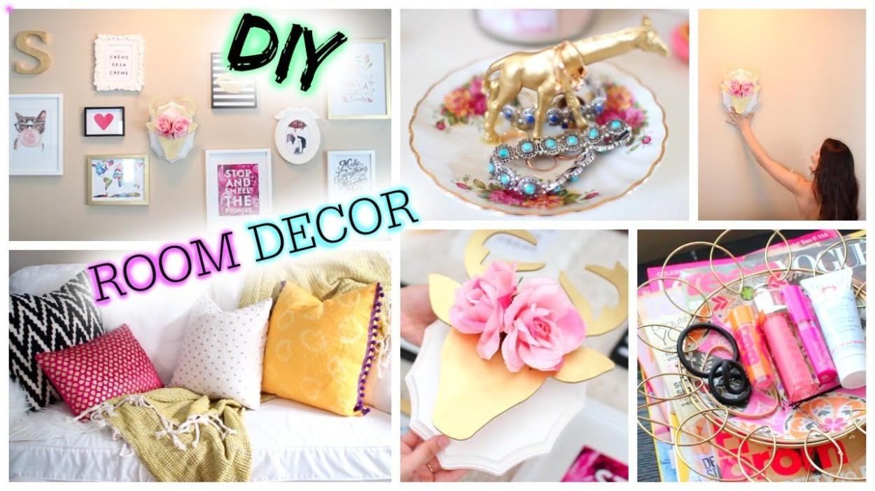 DIY room makeover