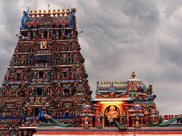 TOP FIVE MUST VISIT TEMPLES OF CHENNAI