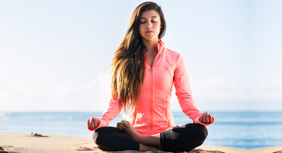 Top 4 Yoga Exercises For Breathing Problems